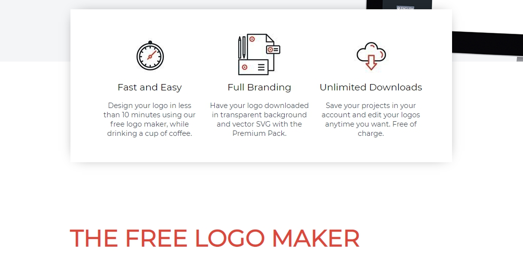 Сервис для разработки лого