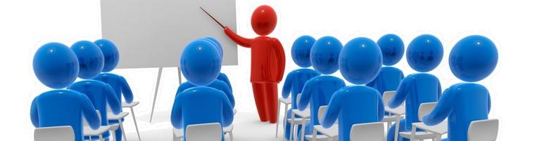 Продвижение сайта тренингов и курсов