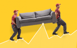 Продвижение сайта мебельного магазина