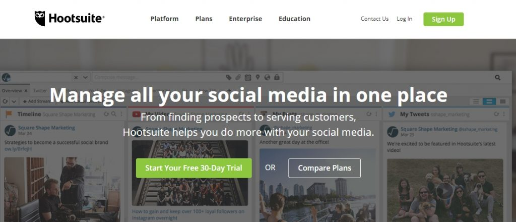 Social Media Marketing & Management Dashboard
