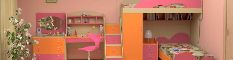 Контекстная реклама детской мебели