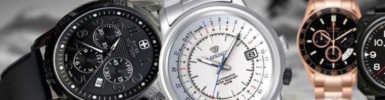 Контекстная реклама наручных часов