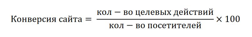Формула конверсии изображение